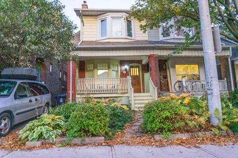 Townhouse for rent at 87 Rushbrooke Ave Toronto Ontario - MLS: E4624736
