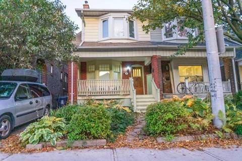 Townhouse for rent at 87 Rushbrooke Ave Toronto Ontario - MLS: E4687741