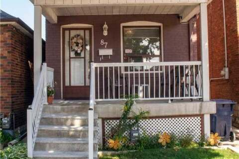 House for sale at 87 Scott Rd Toronto Ontario - MLS: W4907170
