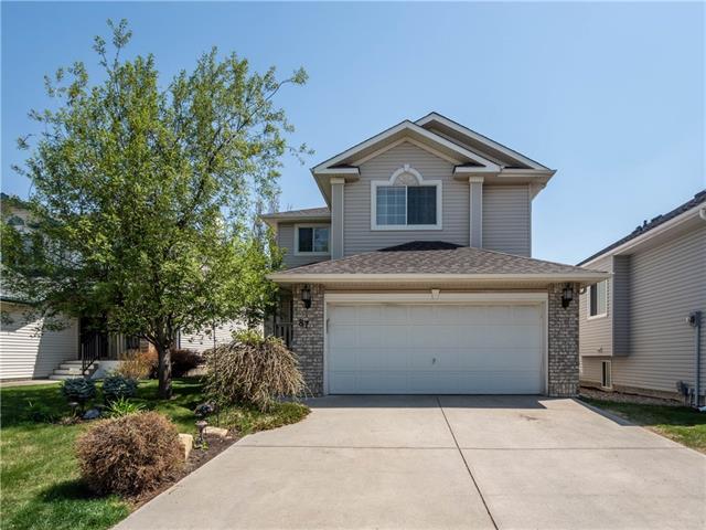Sold: 87 Sierra Nevada Way Southwest, Calgary, AB