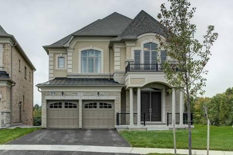 House for sale at 87 Strawbridge Farm Dr Aurora Ontario - MLS: N4425411