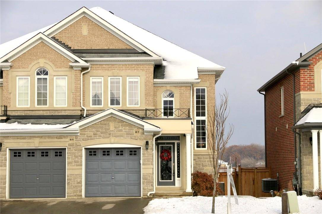 House for sale at 87 Summerberry Wy Hamilton Ontario - MLS: H4068939
