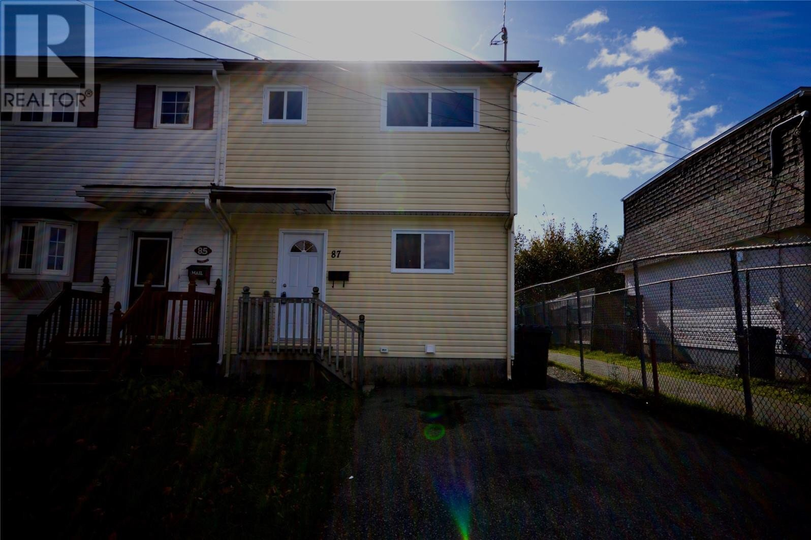 House for sale at 87 Sunrise Ave Mount Pearl Newfoundland - MLS: 1222357