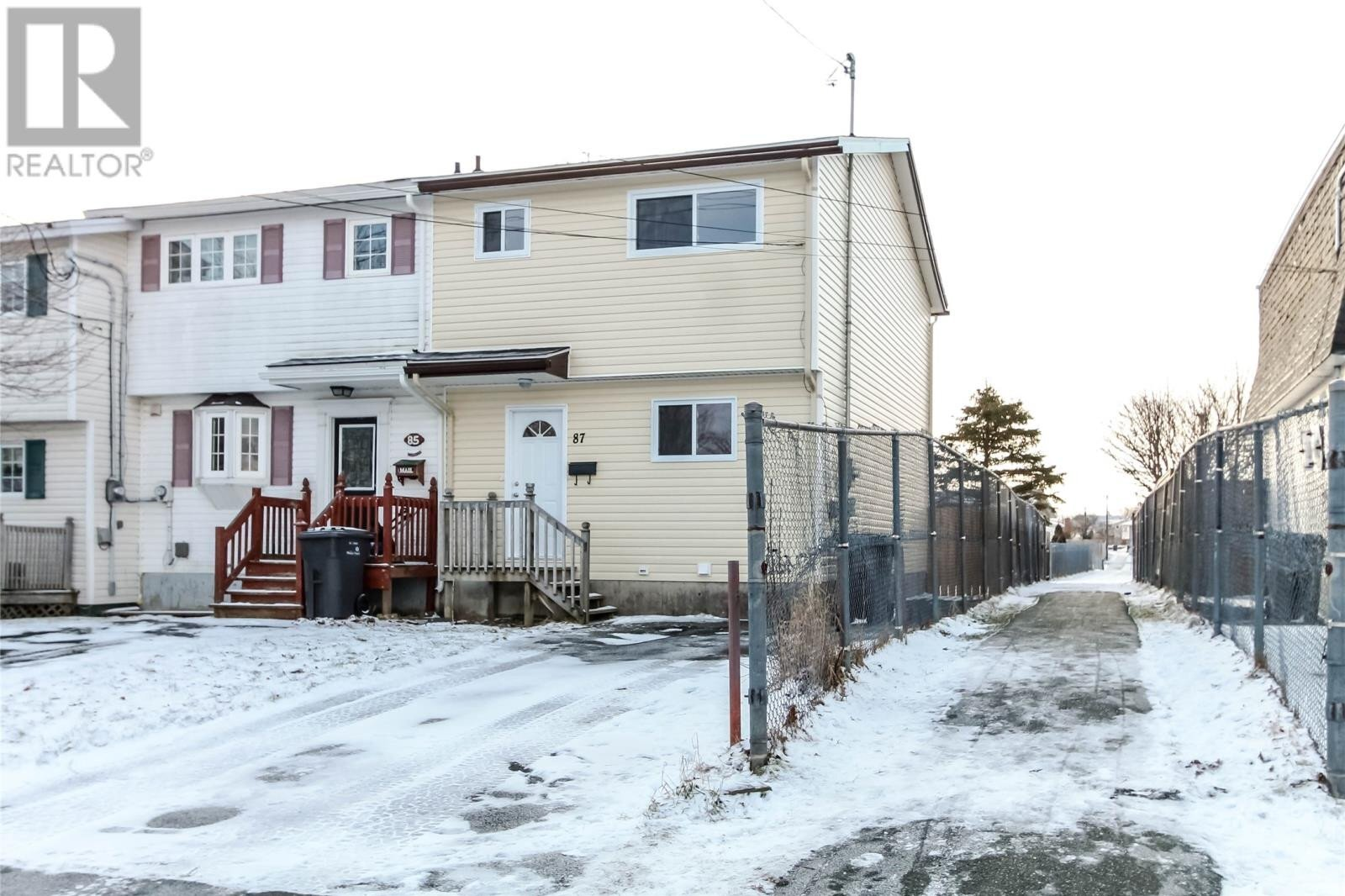 House for sale at 87 Sunrise Ave Mount Pearl Newfoundland - MLS: 1224727