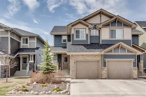 Townhouse for sale at 87 Sunrise Vw Cochrane Alberta - MLS: C4244926