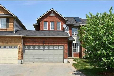 Townhouse for sale at 87 Thoroughbred Blvd Hamilton Ontario - MLS: X4418875