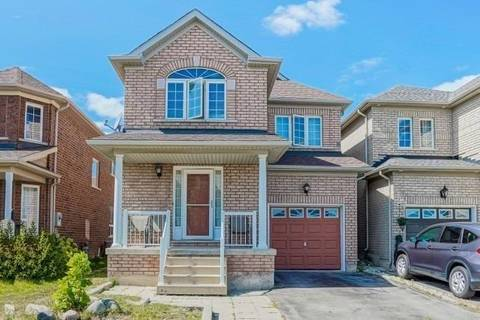 House for sale at 87 Tideland Dr Brampton Ontario - MLS: W4573916
