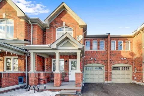 Townhouse for sale at 87 Todhunter Cres Ajax Ontario - MLS: E4649435