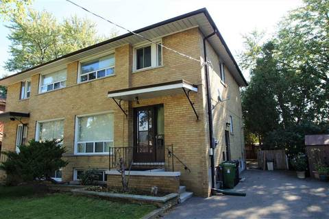 Townhouse for sale at 87 Tulane Cres Toronto Ontario - MLS: C4594071
