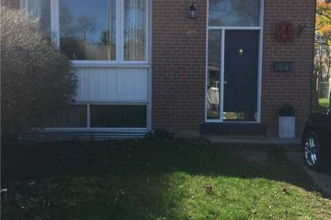 Townhouse for sale at 87 Tulloch Dr Ajax Ontario - MLS: E4779544
