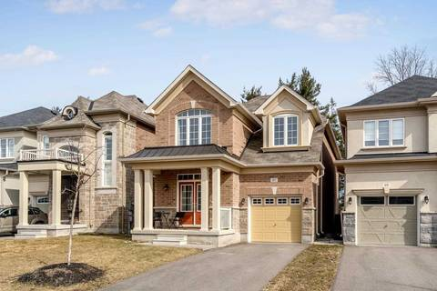 House for sale at 87 Upper Canada Ct Halton Hills Ontario - MLS: W4444384