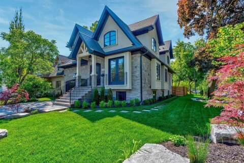 House for sale at 87 Van Dusen Blvd Toronto Ontario - MLS: W4800462