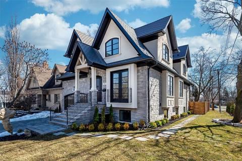 House for sale at 87 Van Dusen Blvd Toronto Ontario - MLS: W4729764
