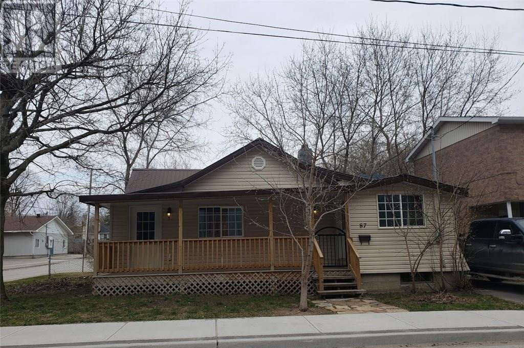 House for sale at 87 Victoria St Orillia Ontario - MLS: 40034871