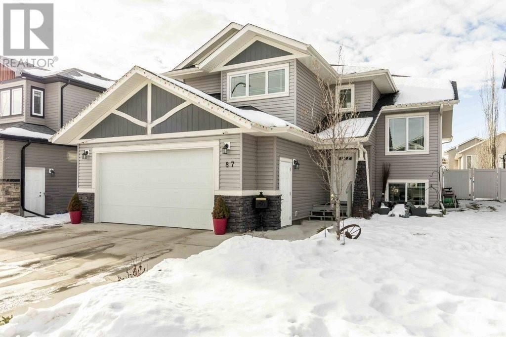 House for sale at 87 Voisin Cs Red Deer Alberta - MLS: ca0188541