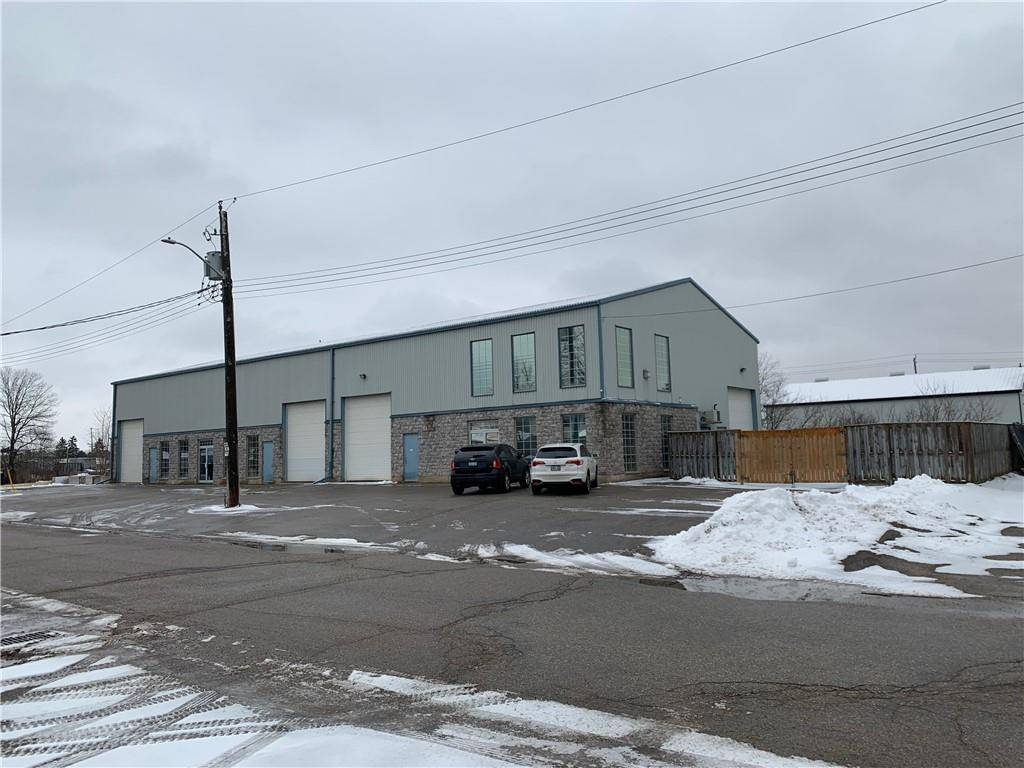 Commercial property for sale at 87 Webster St New Hamburg Ontario - MLS: H4070691