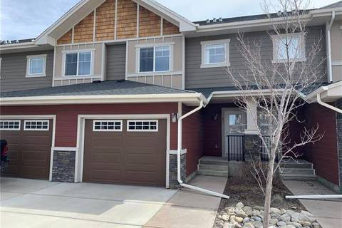 Townhouse for sale at 87 West Coach Manr Southwest Calgary Alberta - MLS: C4289867