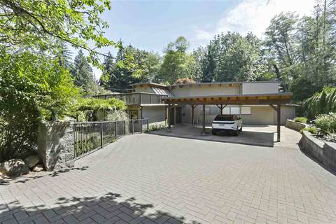 House for sale at 870 Wildwood Ln West Vancouver British Columbia - MLS: R2385169