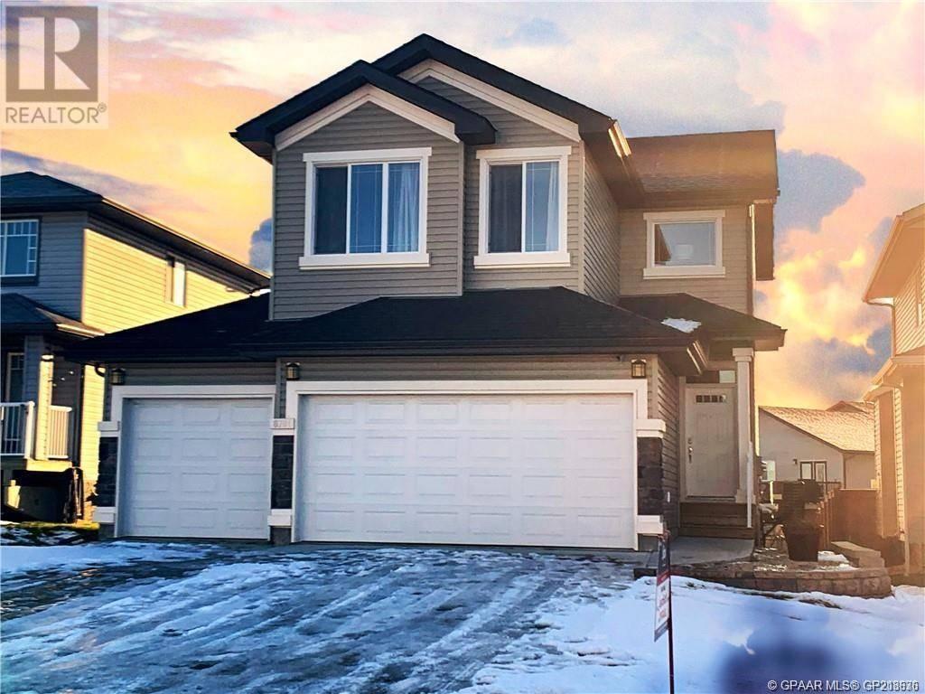 House for sale at 8701 102 Ave Grande Prairie Alberta - MLS: GP213636