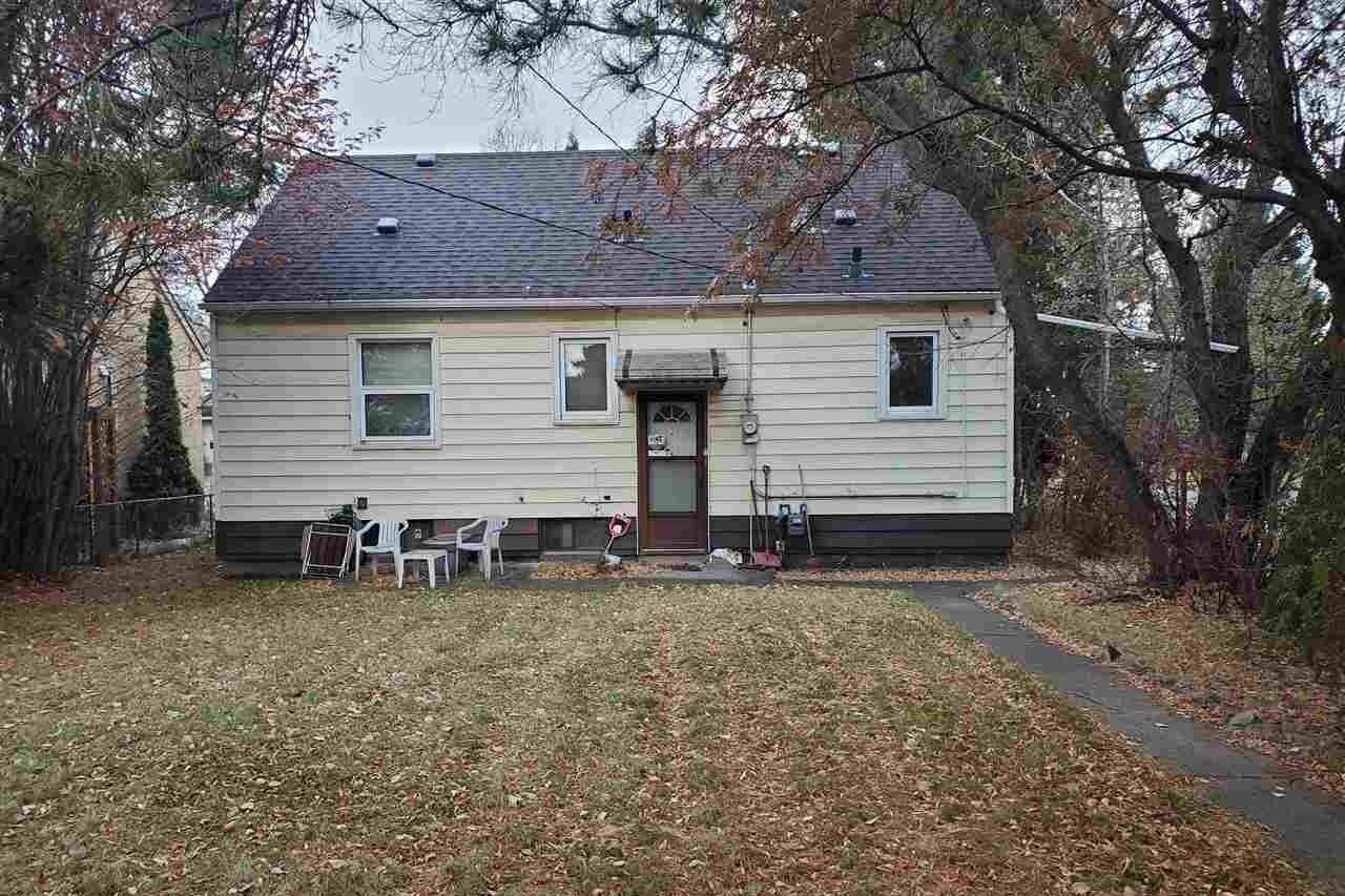 House for sale at 8703 85 Av NW Edmonton Alberta - MLS: E4219433