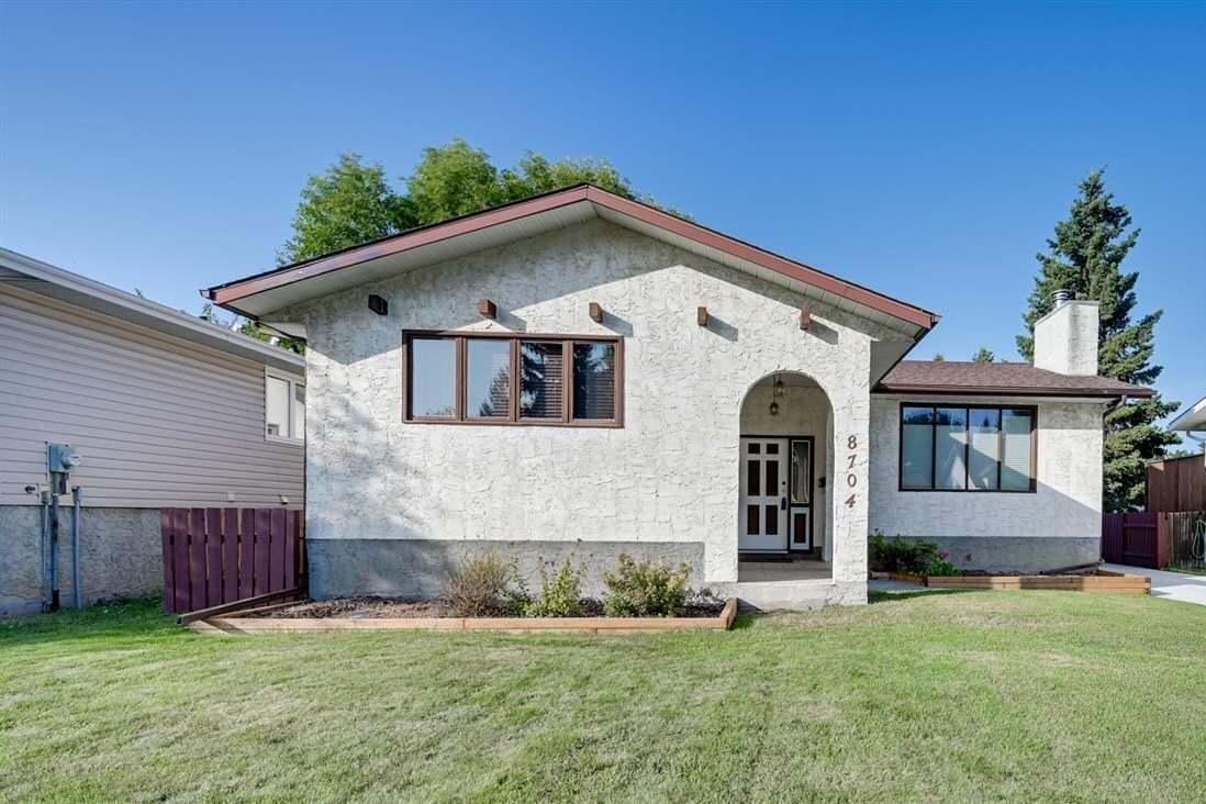 House for sale at 8704 24 Av NW Edmonton Alberta - MLS: E4214895