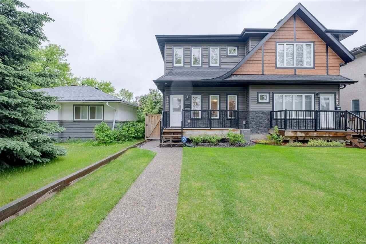 Townhouse for sale at 8707 83 Av NW Edmonton Alberta - MLS: E4200806