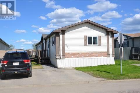 House for sale at 8707 89 St Grande Prairie Alberta - MLS: GP205571