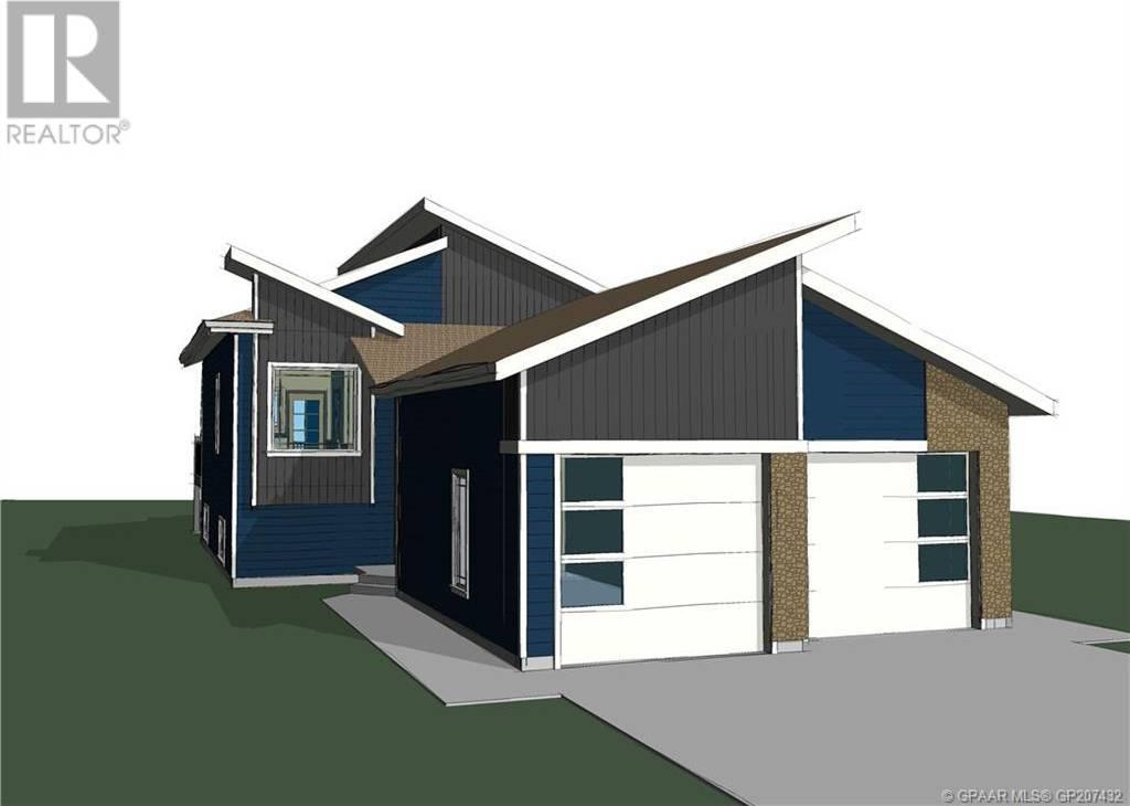 Townhouse for sale at 8709 82a St Grande Prairie Alberta - MLS: GP207432