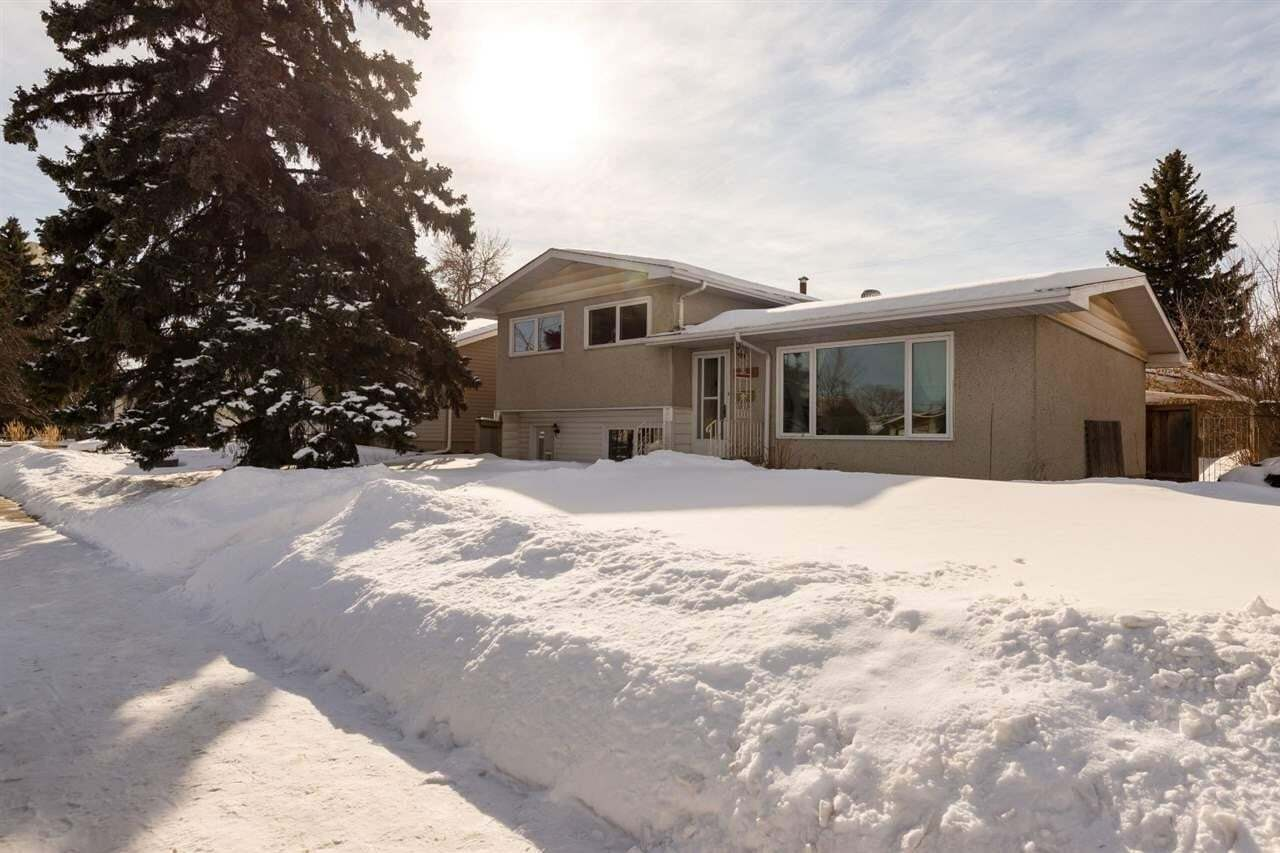 House for sale at 8709 Connors Rd NW Edmonton Alberta - MLS: E4188272