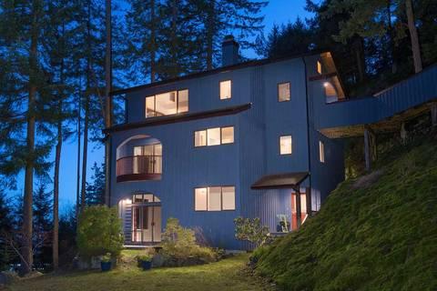 House for sale at 871 Valhalla Pl Bowen Island British Columbia - MLS: R2431641