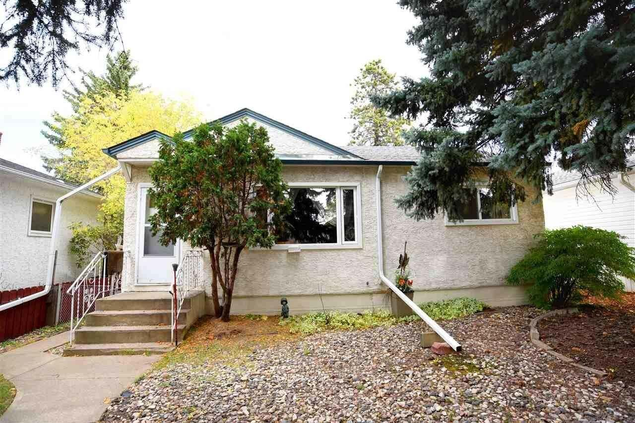 House for sale at 8710 83 Av NW Edmonton Alberta - MLS: E4212361