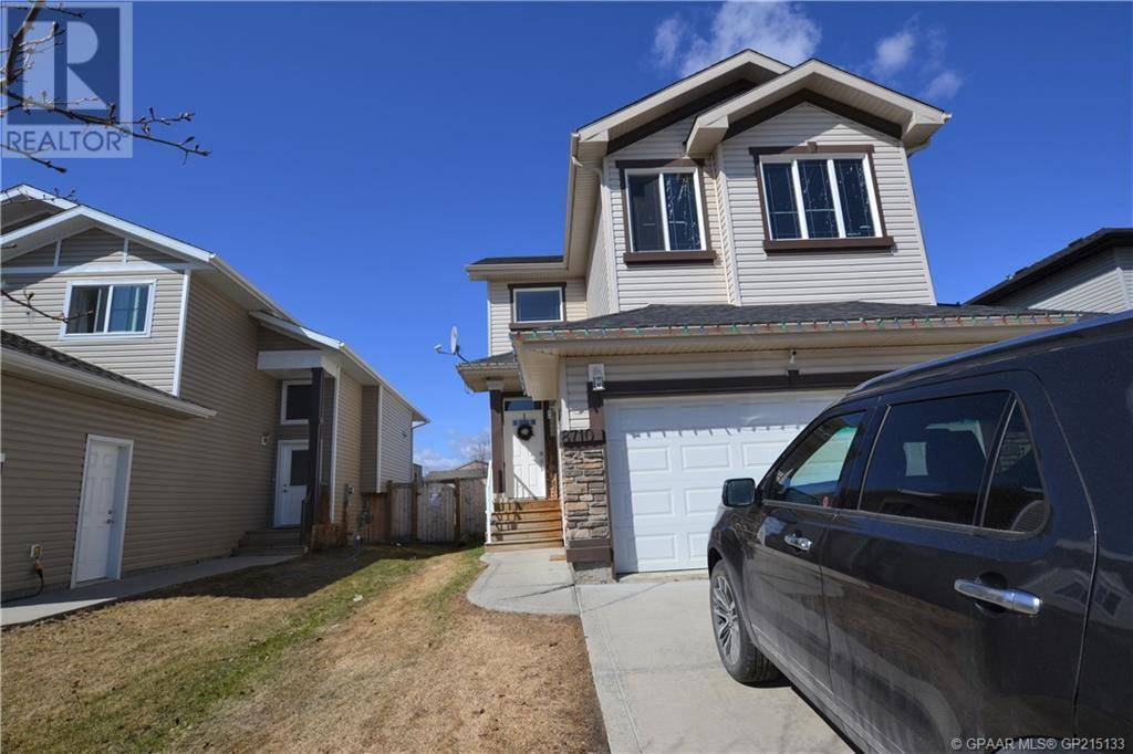 House for sale at 8710 Willow Drive  Grande Prairie Alberta - MLS: GP215133
