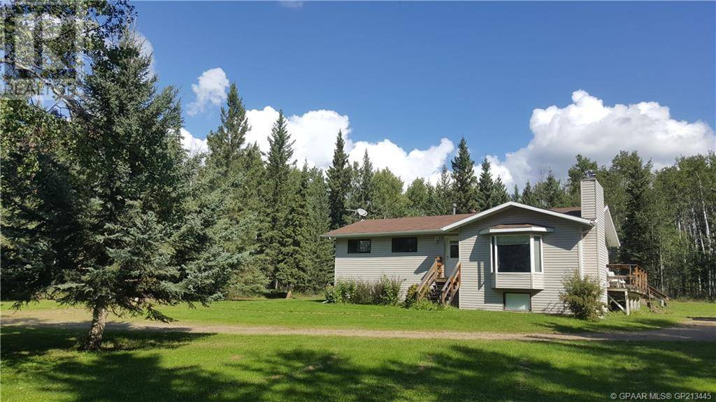 House for sale at 871045 Range Road 235  Northern Lights, Countyof Alberta - MLS: GP213445