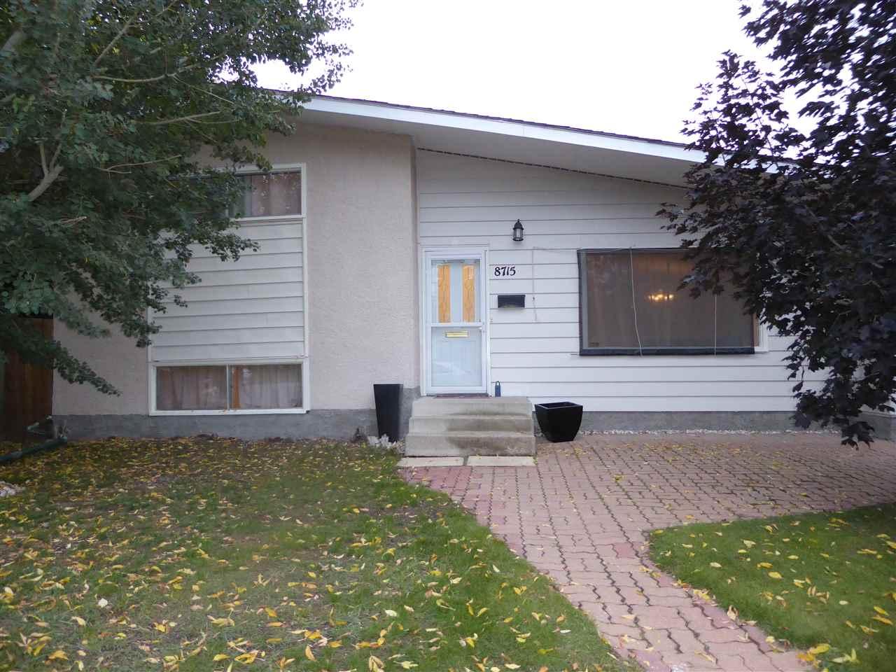 Sold: 8715 164a Street, Edmonton, AB