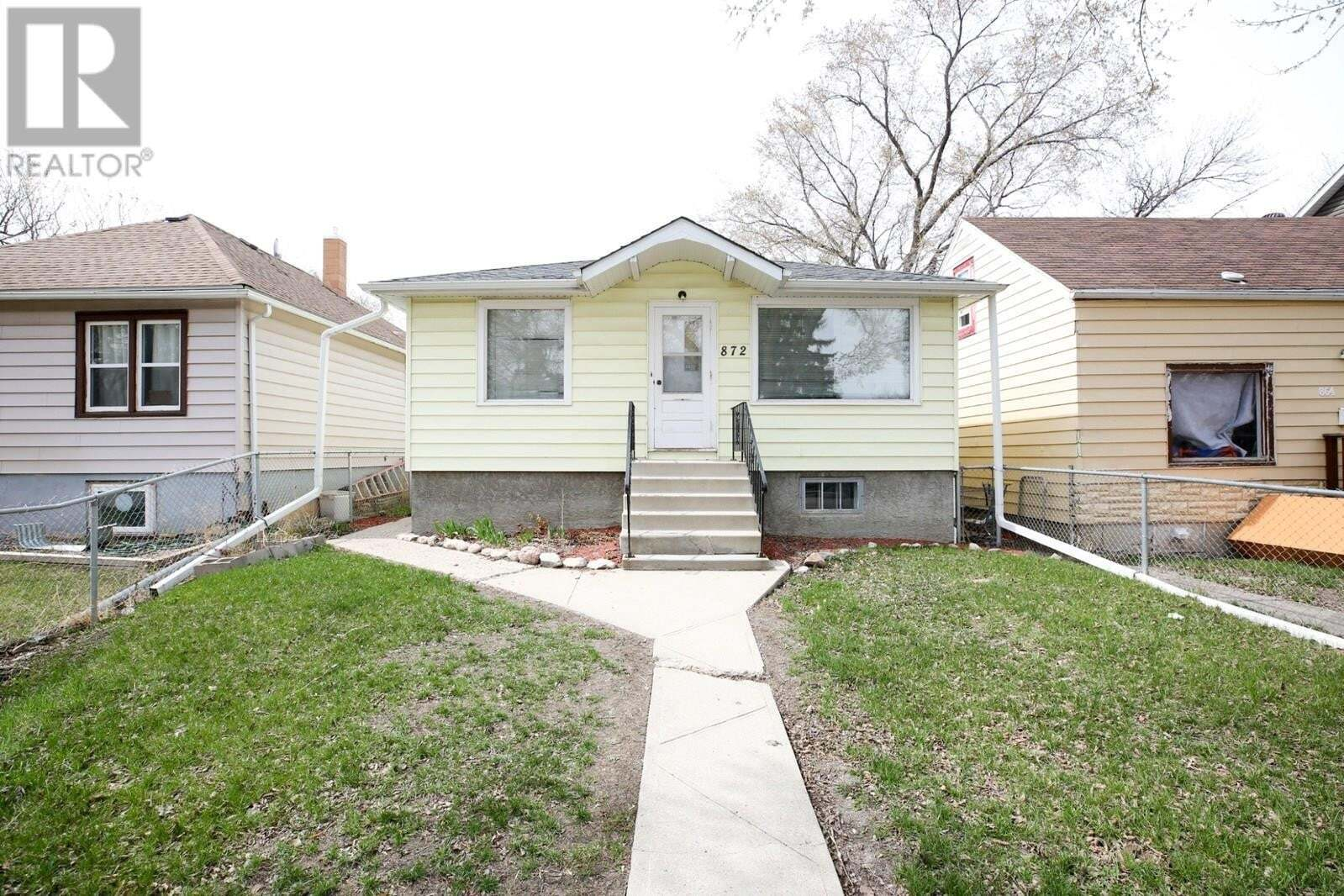 House for sale at 872 Argyle St Regina Saskatchewan - MLS: SK819417