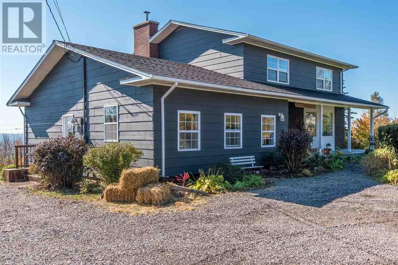House for sale at 872 Brow Mountain Rd Centreville Nova Scotia - MLS: 202021856