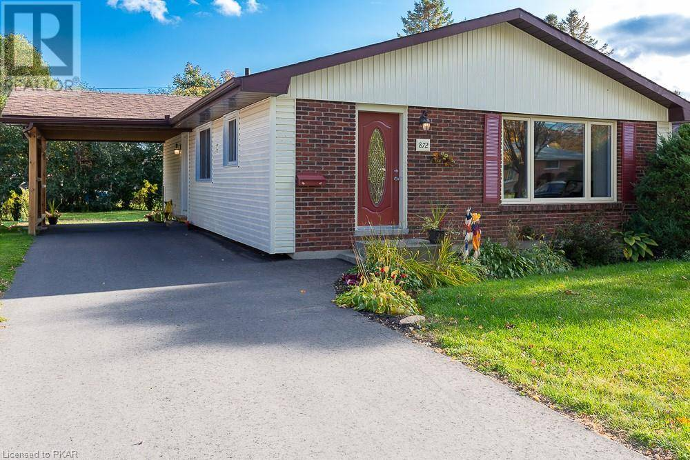 House for sale at 872 Cochrane Cres Peterborough Ontario - MLS: 228547