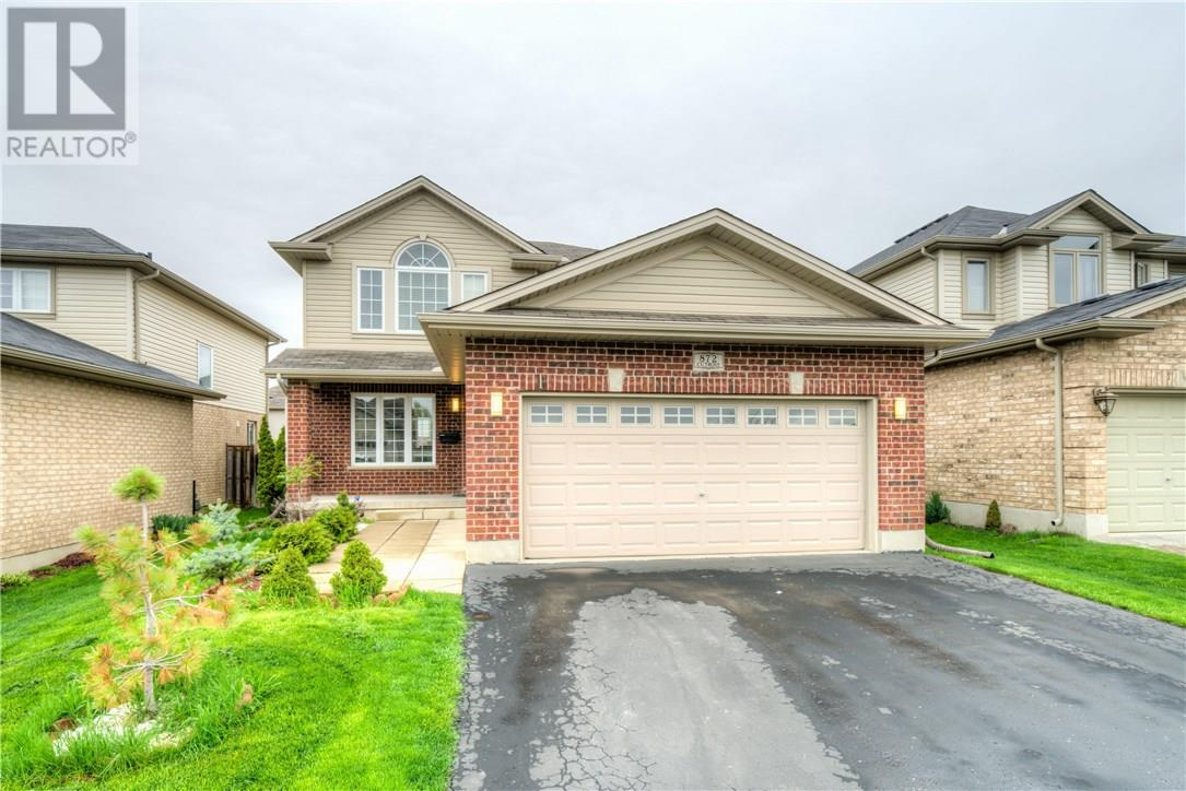 Removed: 872 Cutross Avenue, London, ON - Removed on 2018-06-01 22:10:27