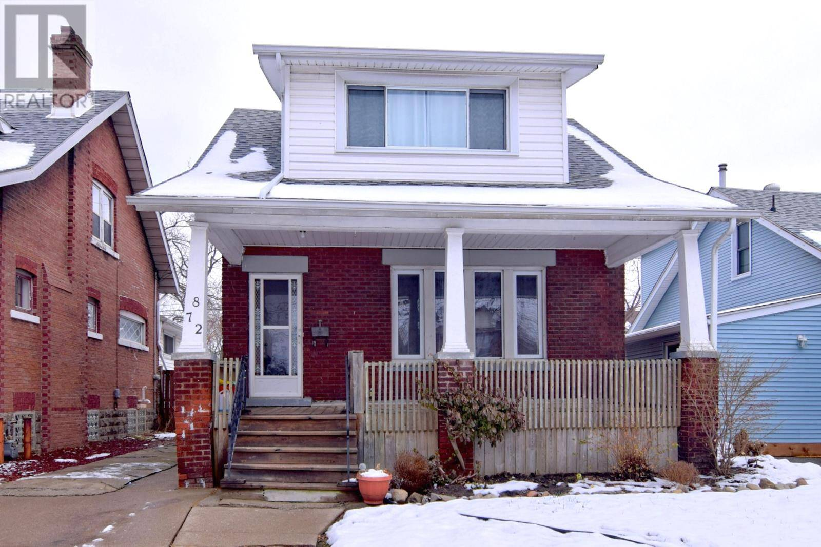House for sale at 872 Dawson  Windsor Ontario - MLS: 20001611