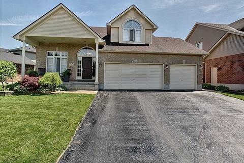 House for sale at 872 Guildwood Blvd London Ontario - MLS: X4485573