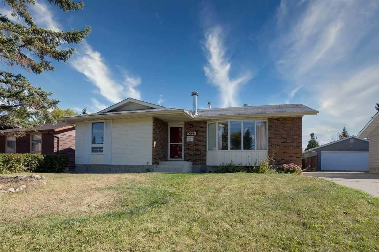 House for sale at 8723 181 St NW Edmonton Alberta - MLS: E4216000