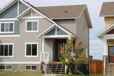 Townhouse for sale at 8726 72 Ave Grande Prairie Alberta - MLS: A1015833