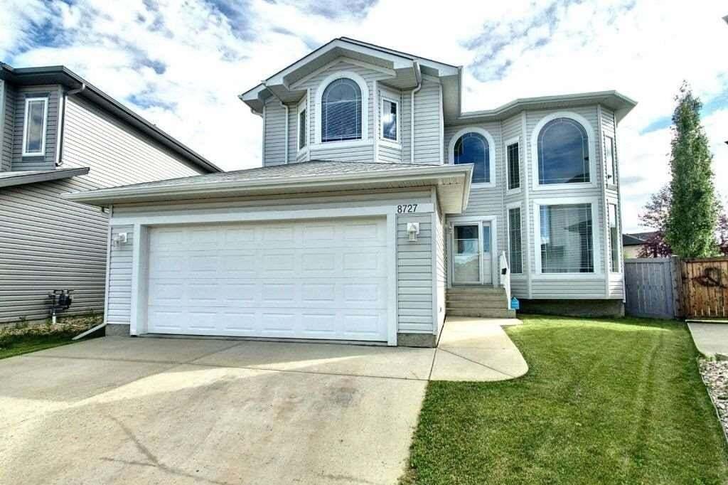 House for sale at 8727 180 Av NW Edmonton Alberta - MLS: E4207876