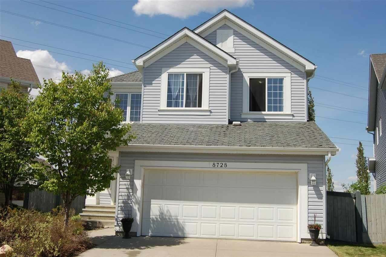 House for sale at 8728 11 Av SW Edmonton Alberta - MLS: E4199374