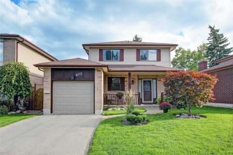 House for sale at 873 Monique St Oshawa Ontario - MLS: E4917951