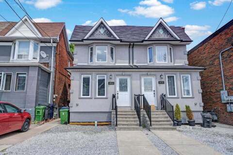 Townhouse for sale at 873 Runnymede Rd Toronto Ontario - MLS: W4817319