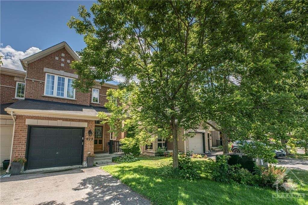 House for sale at 873 Schooner Cres Ottawa Ontario - MLS: 1197487