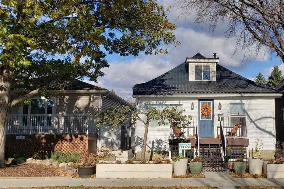 House for sale at 8732 84 Av NW Edmonton Alberta - MLS: E4214646