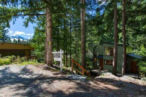 House for sale at 8733 Idylwood Pl Whistler British Columbia - MLS: R2451258
