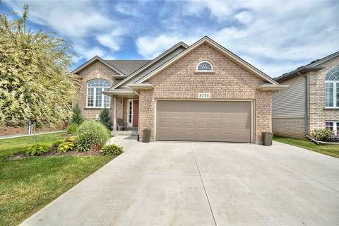 House for sale at 8735 Westport Dr Niagara Falls Ontario - MLS: 30750223